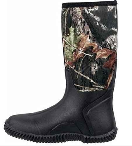 Arctic Shield Waterproof Durable Rubber Neoprene Outdoor Boots