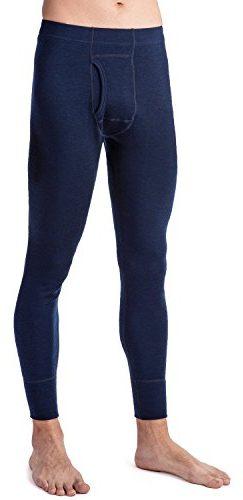 MERIWOOL Men's Merino Wool Mid-weight Base Layer