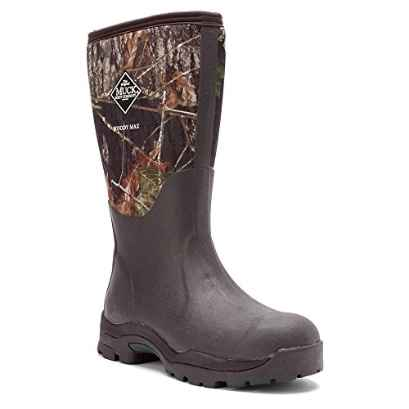 Muck Boots Company Women's WOODY PK MESH LINING HUNTING BOOT
