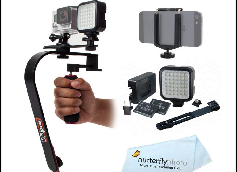 10 Best Stabilizers For GoPro Reviews-Buyer Guide 2021