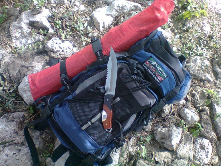 8 Best Backpacking Knives Reviews -Buyer Guide 2021