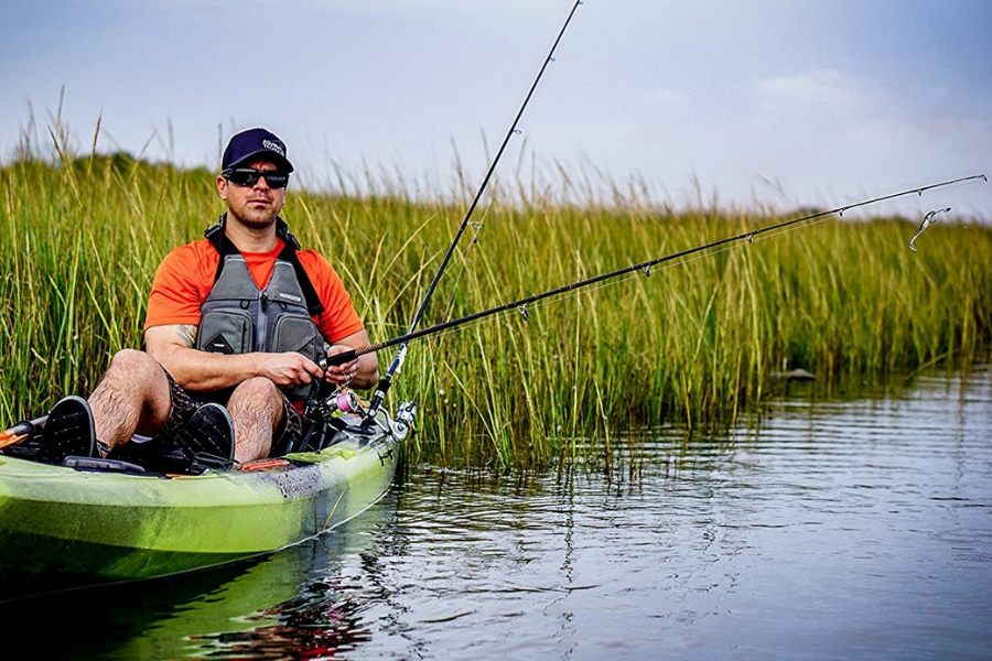 Life Jacket For Kayak Fishing