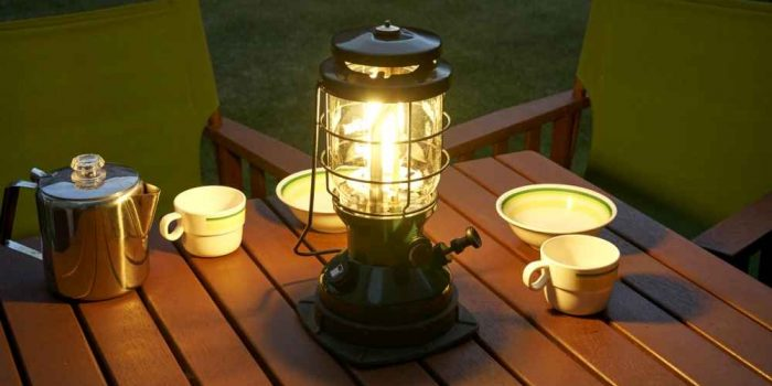 Light up you camping tour with Camping Lanterns