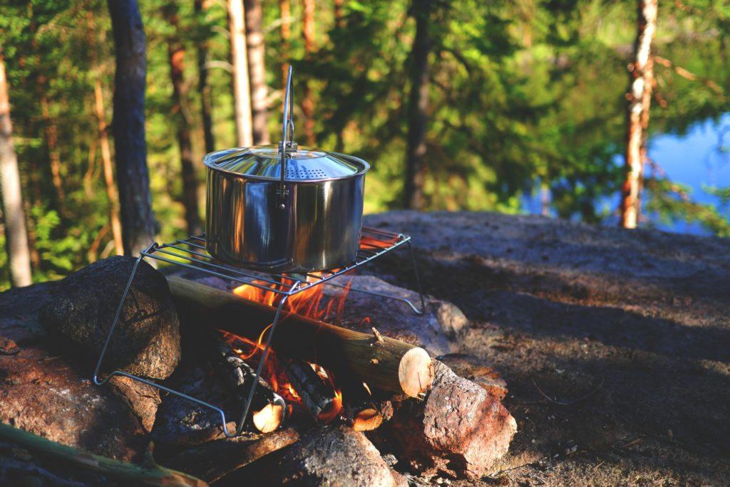 camping preparation