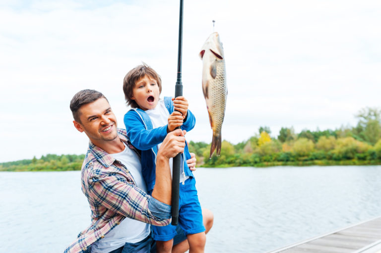 The Top 4 Family Fishing Vacations of the Decade!