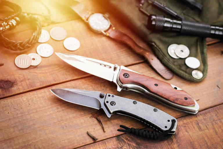 On Open Waters: The Top 10 Ways to Use a Pocket Knife While Fishing