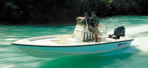 Fishing at Bay Boats