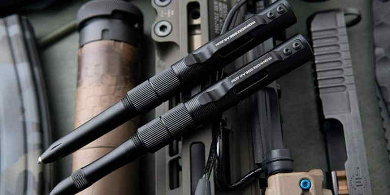 5 Best Tactical Pens Reviews – Buyer Guide 2021