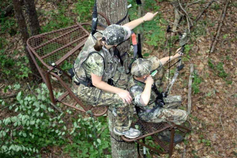 Tree Stand Bow Hunting Tips