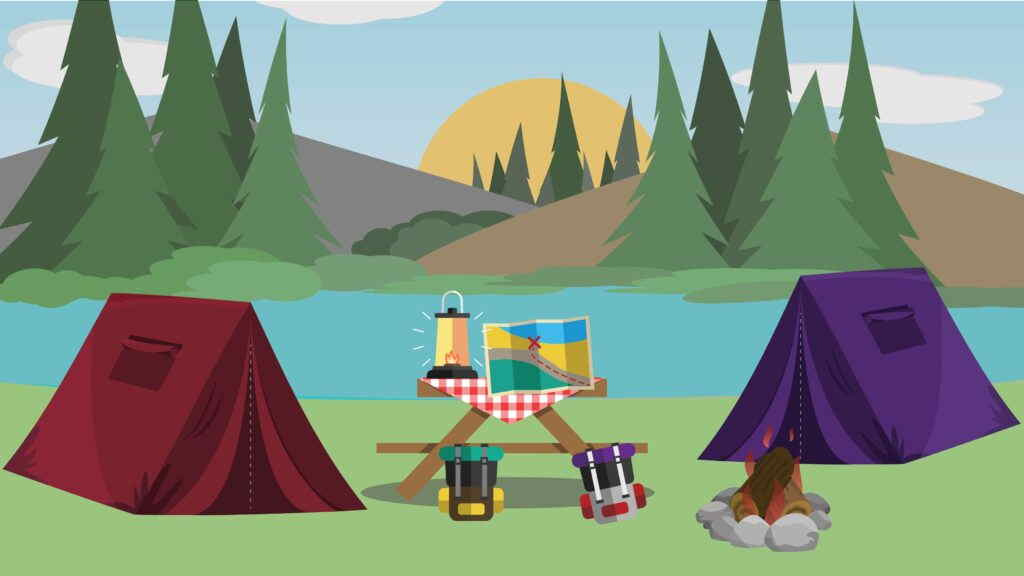 Camping Tips will make your camping trips