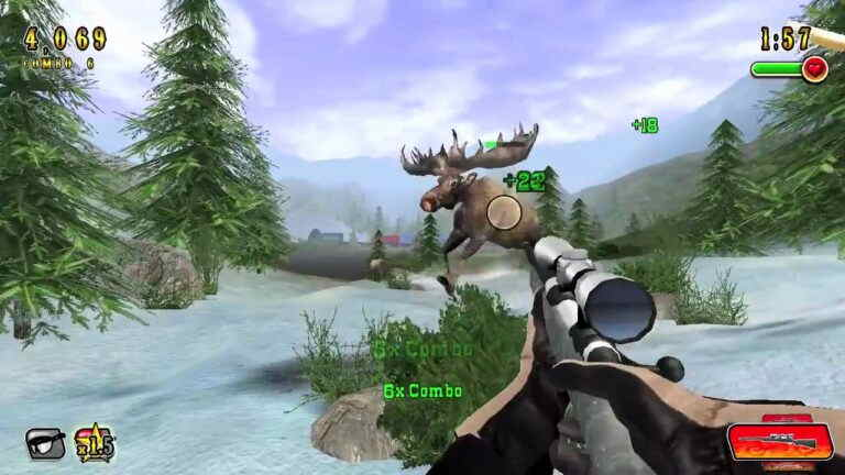 8 Best Hunting Games online for PC And Mobile