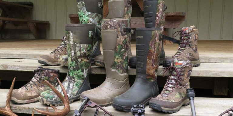 8 Best Rubber Hunting Boots Reviews- Buyer Guide 2021