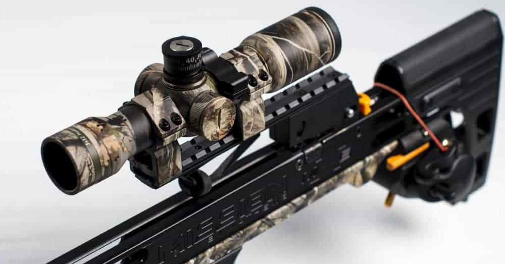 Crossbow Scope Buying Tips