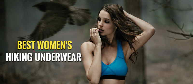 Best Women's Hiking Underwear