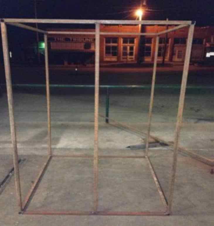 Step 1: The Frame
