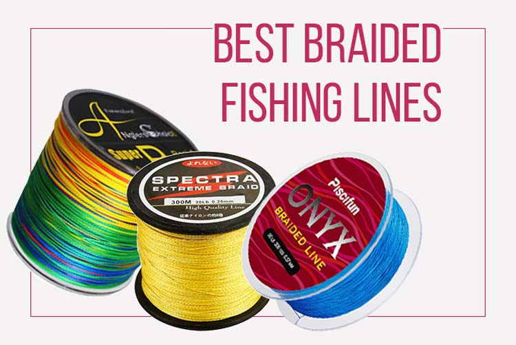 5 Best Braided Fishing Line Reviews and Buyer Guide 2021