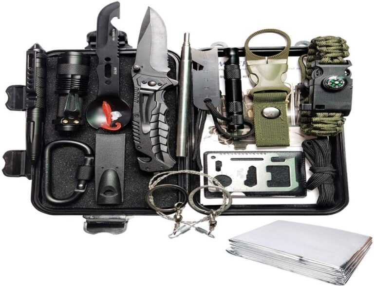9 Best Survival Kit Reviews And Buyer Guide 2021