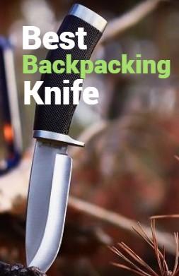 best lightweight backpacking knife