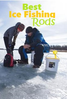 Best Ice Fishing Rods Review