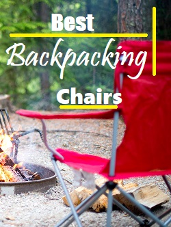 Best Camping Chairs for Backpackers