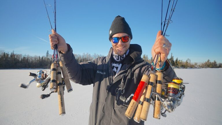5 Best Ice Fishing Rods Review – Buyer Guide 2021