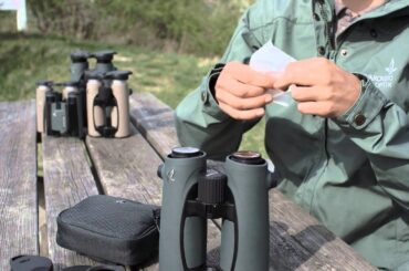 Maintenance of the Binoculars