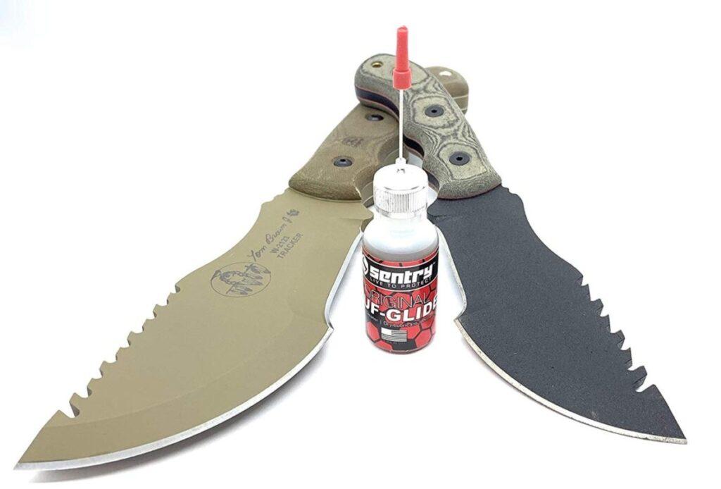 Oiled Knife