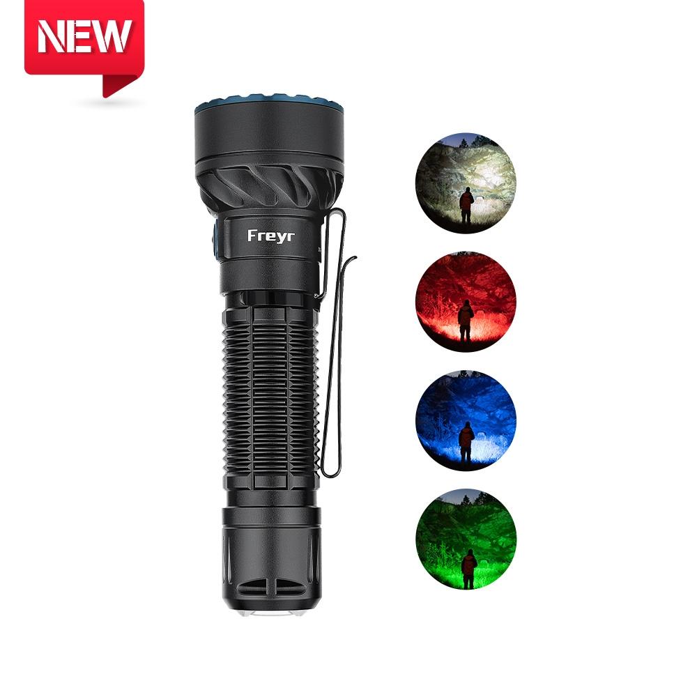 Olight Freyr New Arrival multi-coloured LED Torch