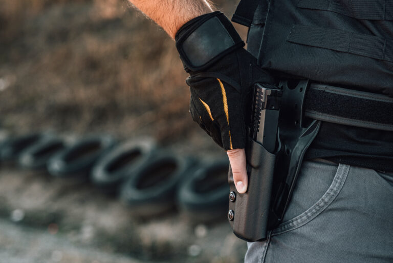 4 Reasons To Consider A Holster For Your Next Outdoor Adventure