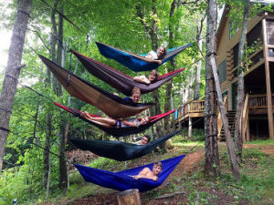 Best Outdoor Hammock For Camping