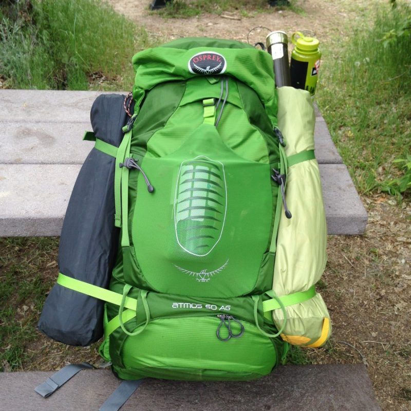 Osprey Men's Atmos 65 AG Backpack