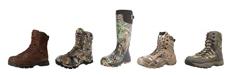 Hunting Boots Height