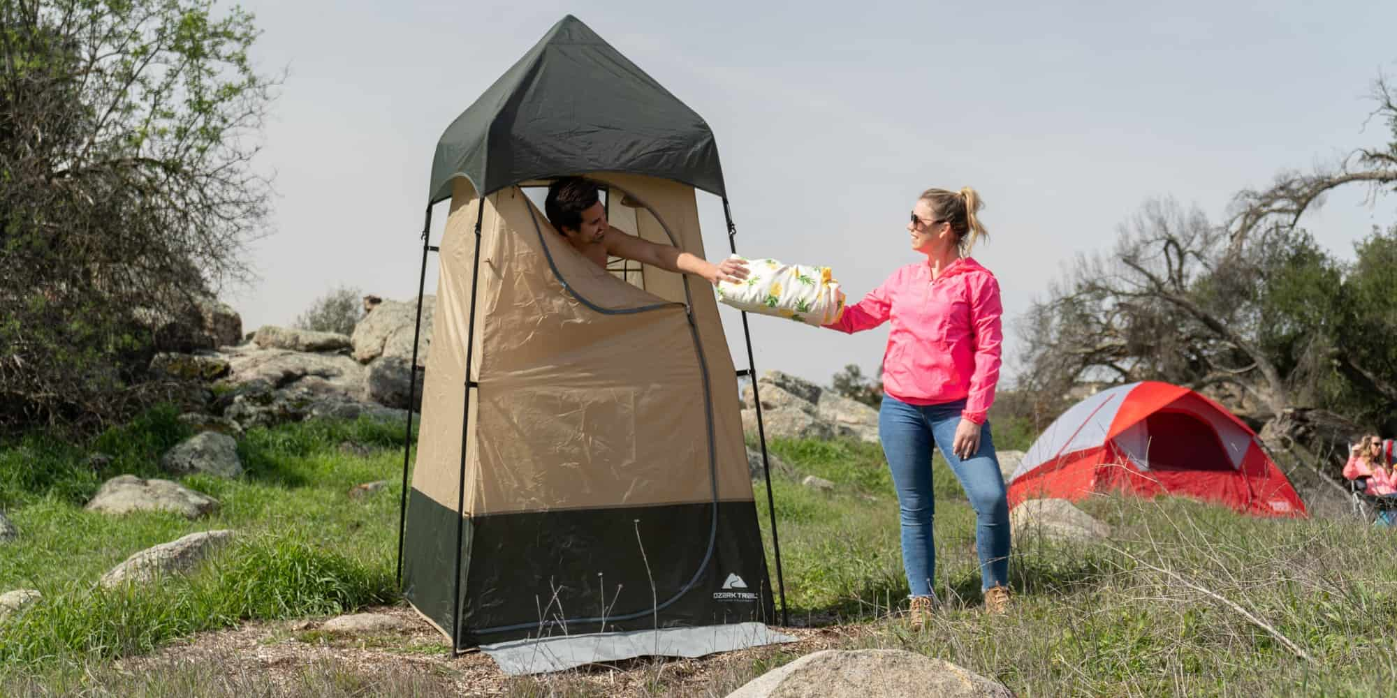 10 Best Portable Camping Shower Tents Reviews – Buyer Guide 2021
