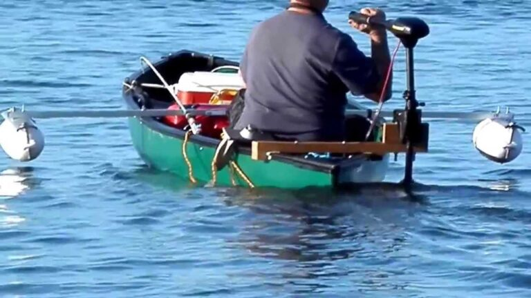 Understanding the Working and Features of a Canoe Trolling Motor