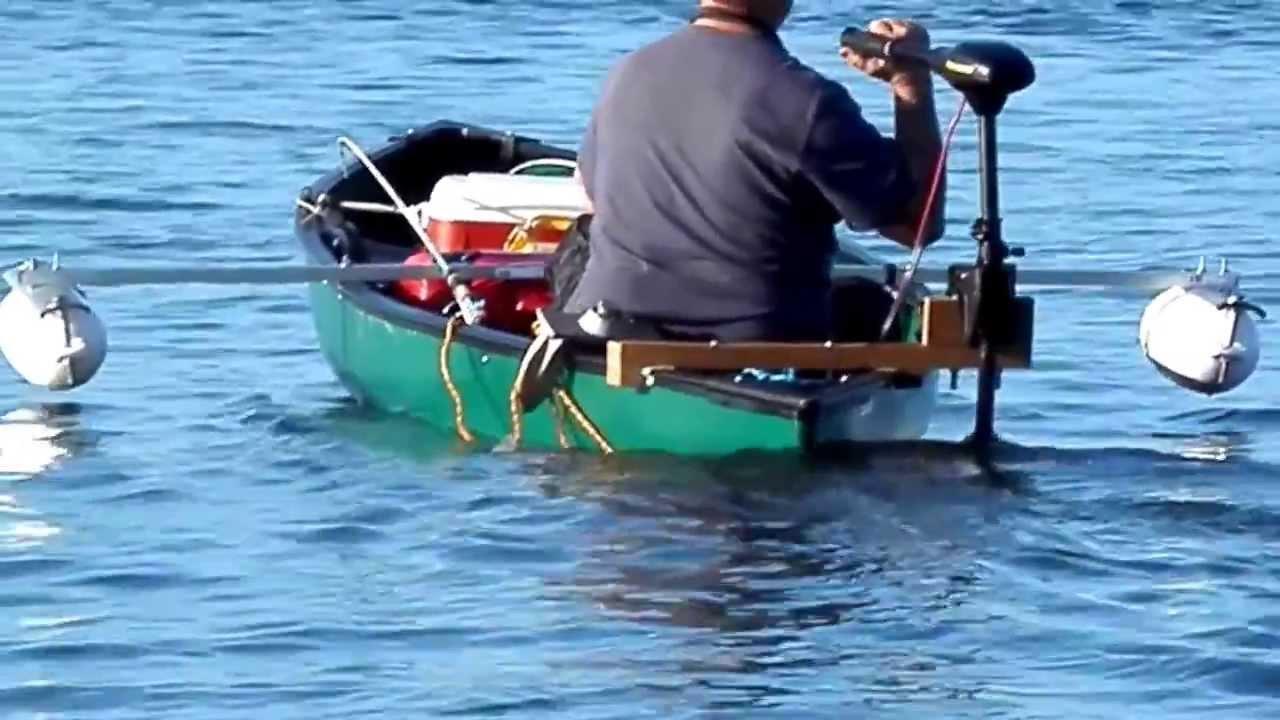 Canoe Trolling Motor