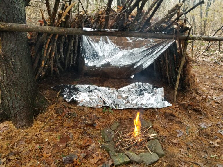 Essential Tips to Build A Survival Shelter