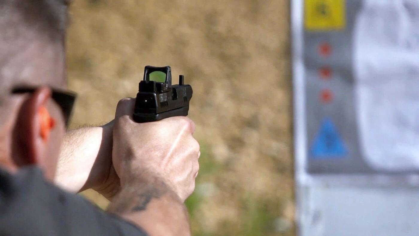 How to Aim a Gun